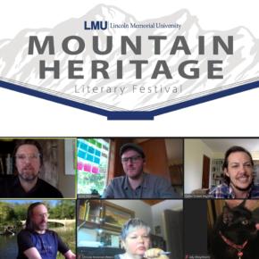 Mountain Heritage Literary Festival June 4-5th 2021