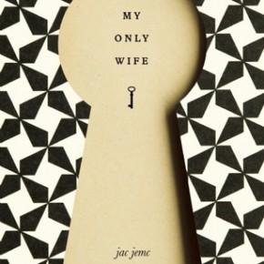 MY ONLY WIFE by Jac Jemc (Dzanc, 2012) Review at Smalldoggies Magazine