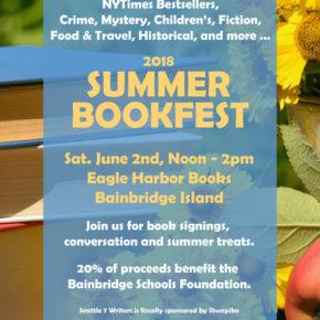 Seattle 7 Summer Bookfest!